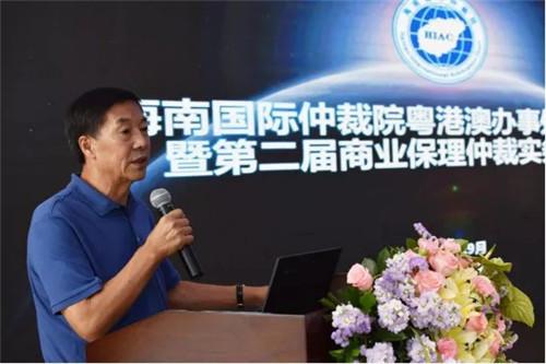 常务副会长鲁威元,常椿,杨超等,以及广东省商业保理协会和深圳市商业